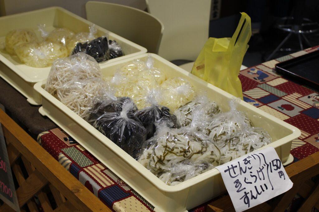 「のうれんプラザ」の相対売場(かつての農連市場)を早朝まちまーいしてみた。|発見!まちまーい