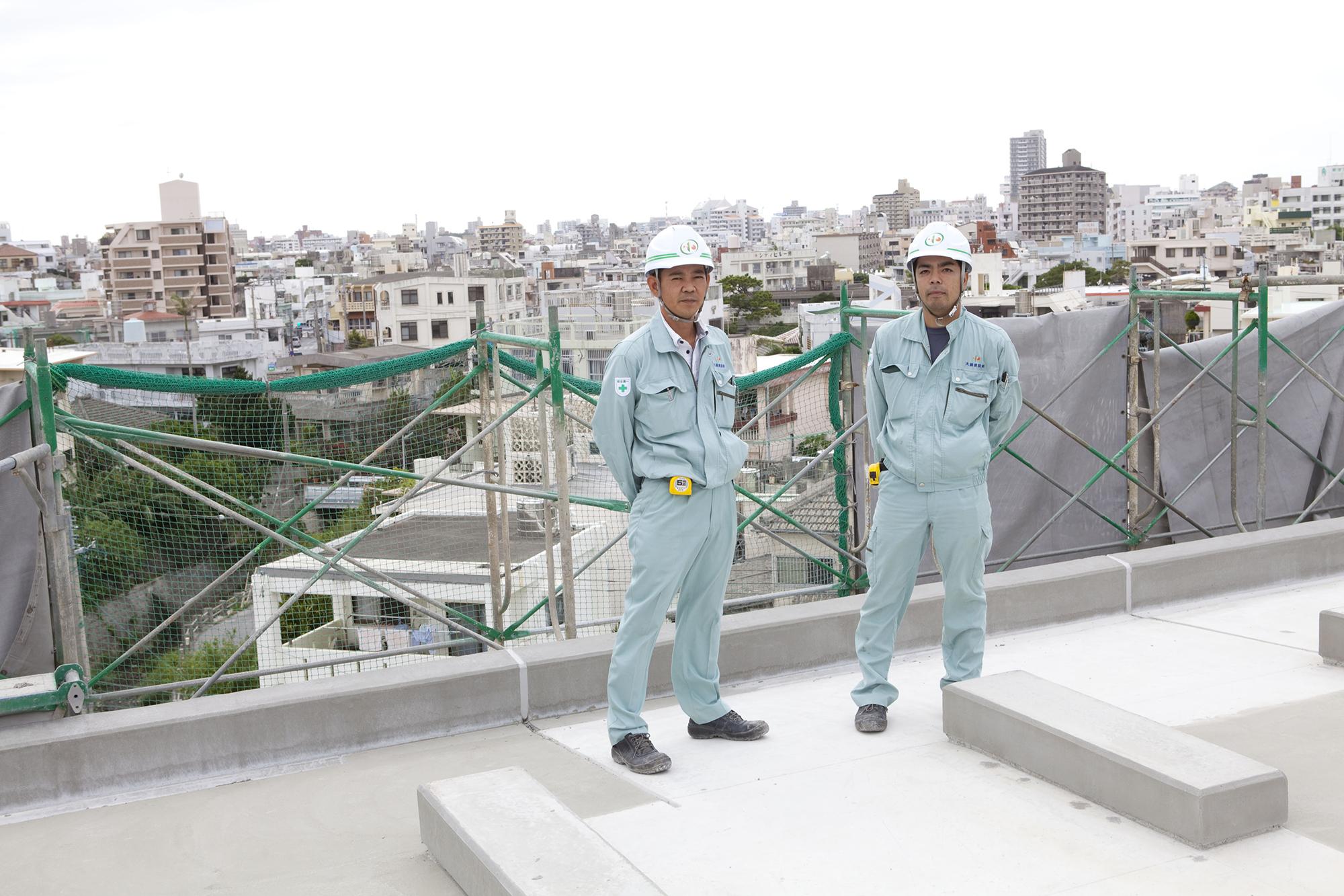 仕事も地域も 大切なのは「人付き合い」 / 一級施工管理技士 目取真 正宏 インタビュー