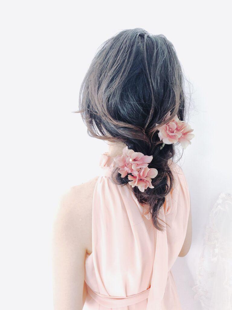 ロングヘア★憧れアレンジ/ CELEBRATIONS maki|Beauty Studio