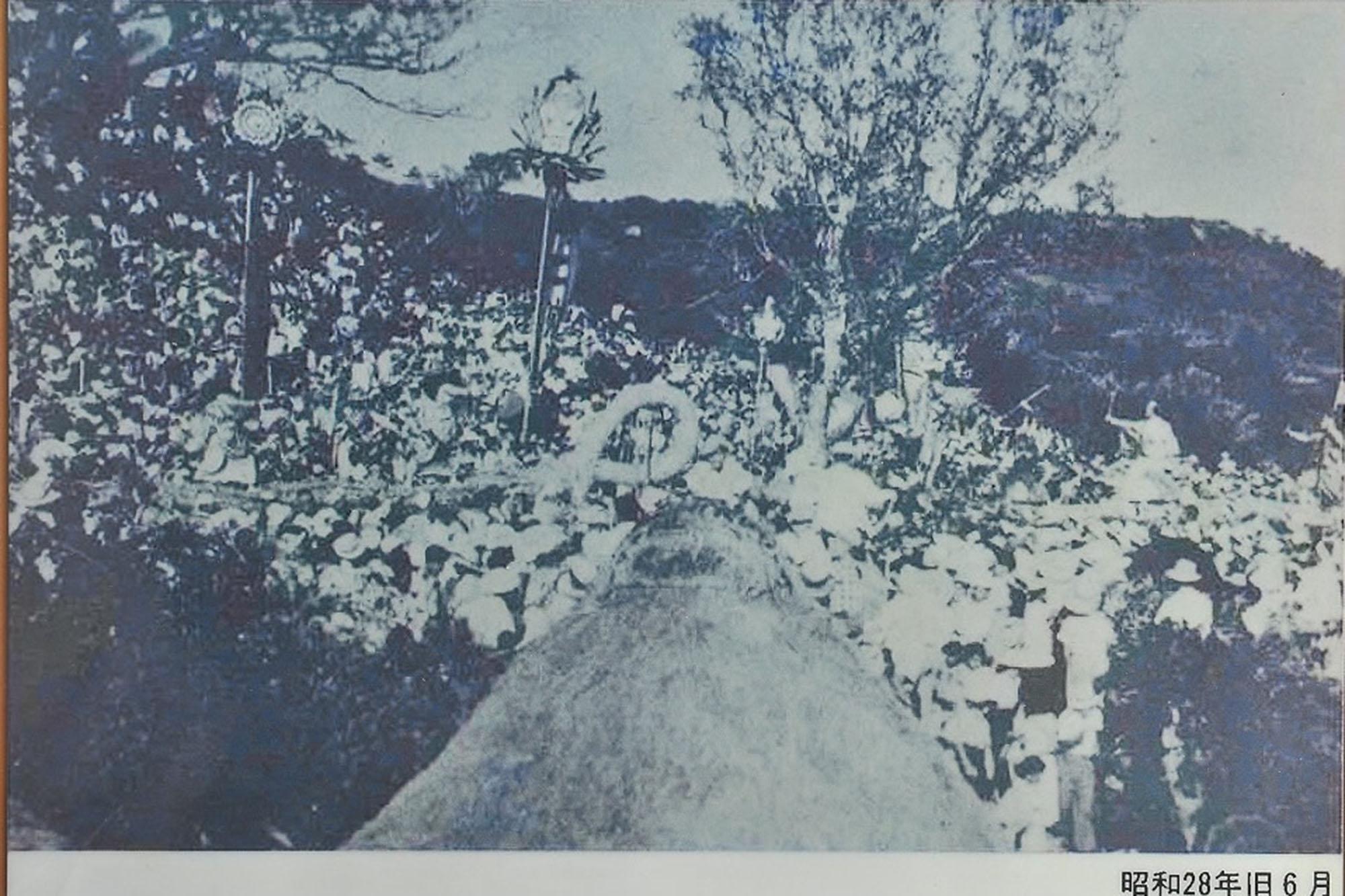 『大城』といえば『綱引き』。県内有数の荒々しさで有名に / 南城市 旧大里村大城|おきなわアーカイブ