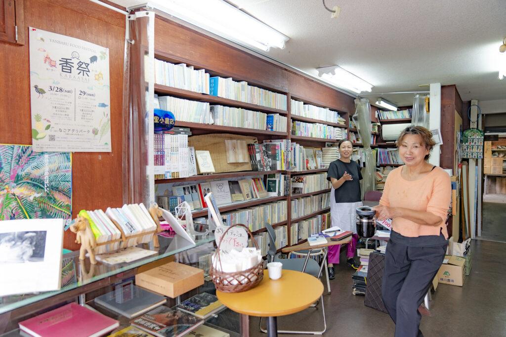 「宮里小書店」宮里綾羽さん / 那覇市字安里 栄町市場 このまちで生きる人 インタビュー