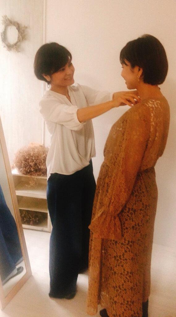 『パーソナルカラーアドバイス』で本当に自分に似合う色を知ろう!|浦添市牧港 外国人住宅サロン/ CELEBRATIONS maki