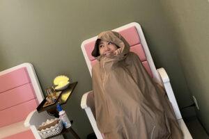 嘉数ゆりの行きつけ美容室はココ★『M plus(エムプラス)』ネイル・エステ・脱毛・よもぎ蒸しも♪| 北谷町美浜