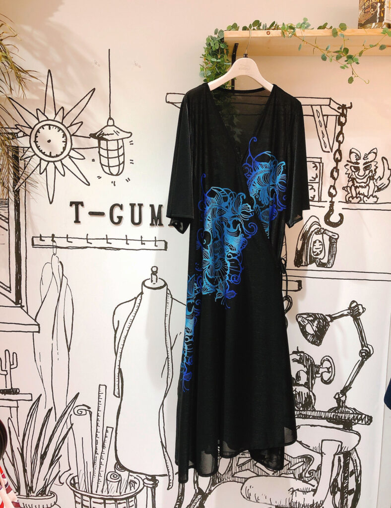 『t-guma(てぃーぐま)』沖縄生まれの島リゾートファッションでリラックス|那覇市久茂地 デパートリウボウ / CELEBRATIONS maki